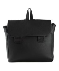 VLIEGER&VANDAM | Calf Leather Snake Backpack From