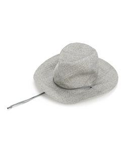KIJIMA TAKAYUKI | Ковбойская Шляпа С Завязками