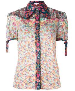 Olympia Le-Tan   Print Shirt 38 Cotton