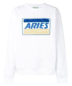 Aries | Embroidery Sweatshirt 2