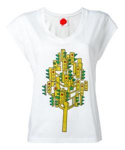 Ultràchic | Traffic Light Print T-Shirt Size Large