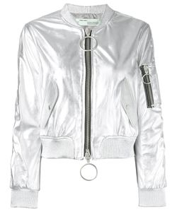 OFF-WHITE | Куртка На Молнии
