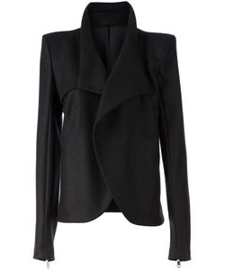 Aurelie Demel | Wool Blend Wrap Front Jacket From