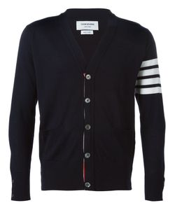 Thom Browne | Striped Sleeve Cardigan
