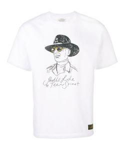 Neighborhood | Sketch Print T-Shirt Xl