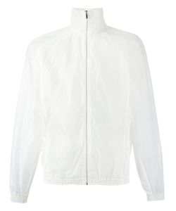 COTTWEILER | Semi-Sheer Sleeves Bomber Jacket Size Medium