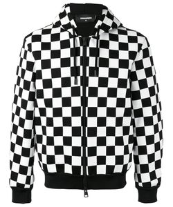 Dsquared2 | Checkboard Print Jacket M