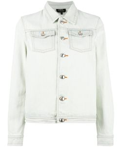 A.P.C. | Denim Jacket Large Cotton