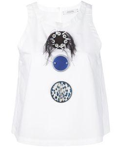 Dorothee Schumacher | Embroidered Patch Vest