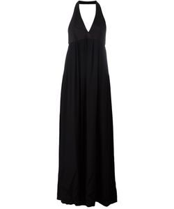 Paco Rabanne | Halterneck Long Dress Size 40