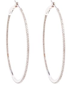 ROSA DE LA CRUZ | These 18k Hoop Earrings Beautifully Illustrate Expert Approach To Fine Jewellery
