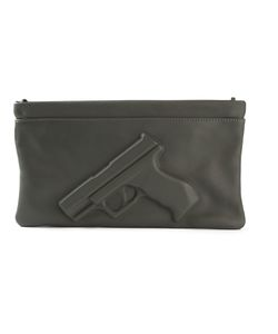 VLIEGER&VANDAM | Gun Zipped Clutch