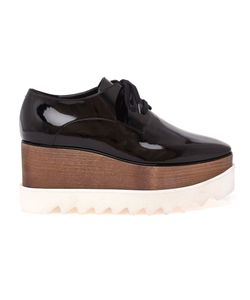 Stella Mccartney | Шнурованные Туфли На Платформе