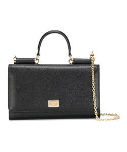 Dolce & Gabbana | Мини Сумка Через Плечо Von