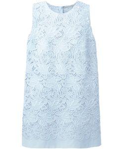 Ermanno Scervino | Кружевное Короткое Платье