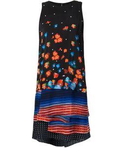 Suno | Платье-Шифт С Многослойным Подолом