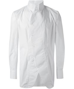 ALCHEMY | Двубортная Рубашка С Воротником-Стойкой