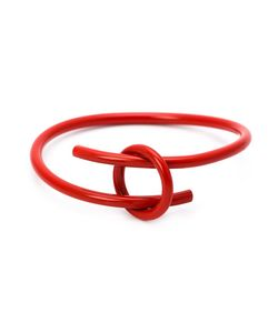 WXYZ BY LAURA WASS | Metal Overlap Bangle From