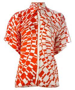 Hermès Vintage | Рубашка С Принтом Логотипа