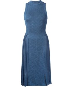 Nina Ricci   Платье Без Рукавов Со Складками