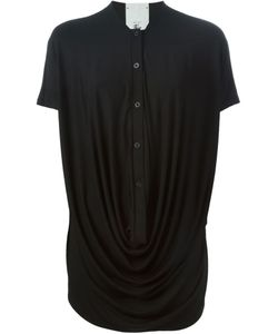 LOST AND FOUND ROOMS | Draped Henley T-Shirt