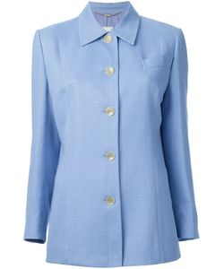 Celine Vintage | Приталенный Пиджак-Рубашка