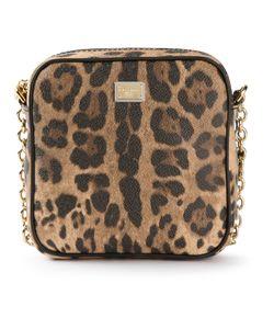 Dolce & Gabbana | Сумка На Плечо С Леопардовым Принтом