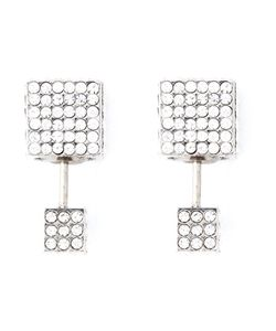 VITA FEDE | Double Cubo Earrings