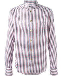 Moncler Gamme Bleu | Рубашка В Клетку