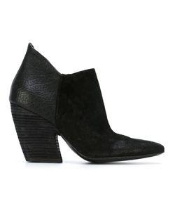 Marsell | Ботинки На Массивном Каблуке