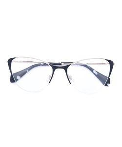 Miu Miu Eyewear   Классическая Квадратная Оправа Для Очков
