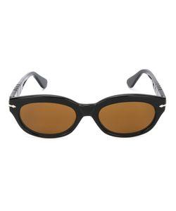 PERSOL VINTAGE | Oval Frame Sunglasses