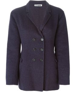 JIL SANDER VINTAGE | Double Breasted Coat
