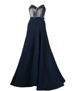 Jason Wu | Вечернее Платье На Тонких Бретельках