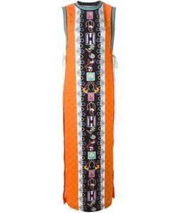 ADIDAS X MARY KATRANTZOU | Длинное Платье Без Рукавов С Принтом