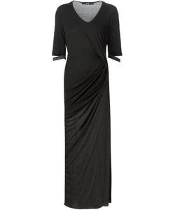 Musée | Длинное Драпированное Платье