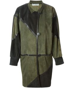 GUY LAROCHE VINTAGE | Panelled Coat