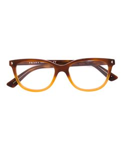 Prada Eyewear   Square Shaped Glasses Acetate