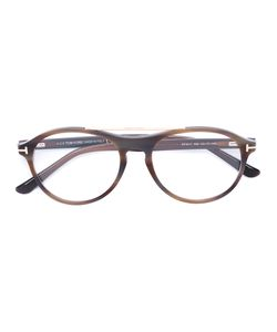 Tom Ford Eyewear | Round Frame Glasses Acetate/Metal