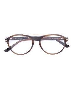Tom Ford Eyewear | Round Frame Glasses Acetate/Metal