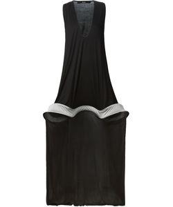 Musée | Структурированное Платье С Прозрачными Панелями