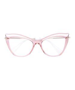 Miu Miu Eyewear   Очки С Оправой Кошачий Глаз