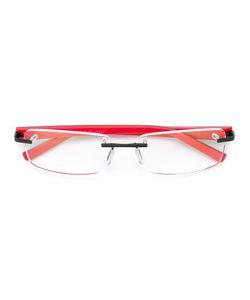 Tag Heuer | Rectangular Shaped Glasses Men Acetate/Metal Other