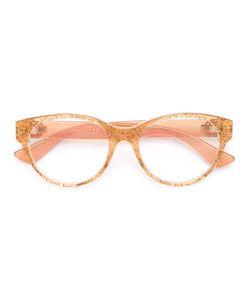 Gucci Eyewear | Glitter Curved Glasses