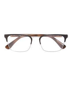 Prada Eyewear   Square Glasses