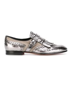 Santoni | Buckle Loafers Size 39