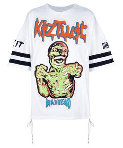 Ktz   Zombie Print T-Shirt Size