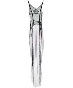 A.F.Vandevorst | Mesh Embroidered Dress