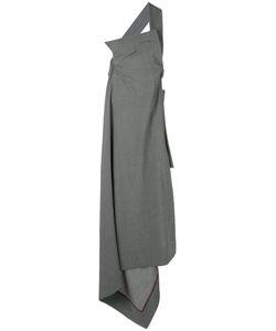 Vivienne Westwood   Long Asymmetric Dress