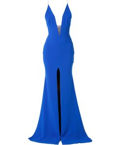 ALEX PERRY | Front-Slit Maxi Dress Size 4